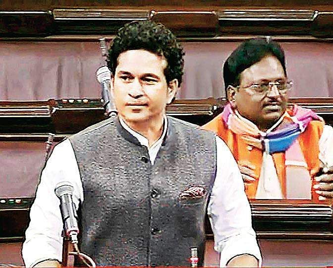 Jaya Bachchan disappointed over uproar in RS during Sachin's speech