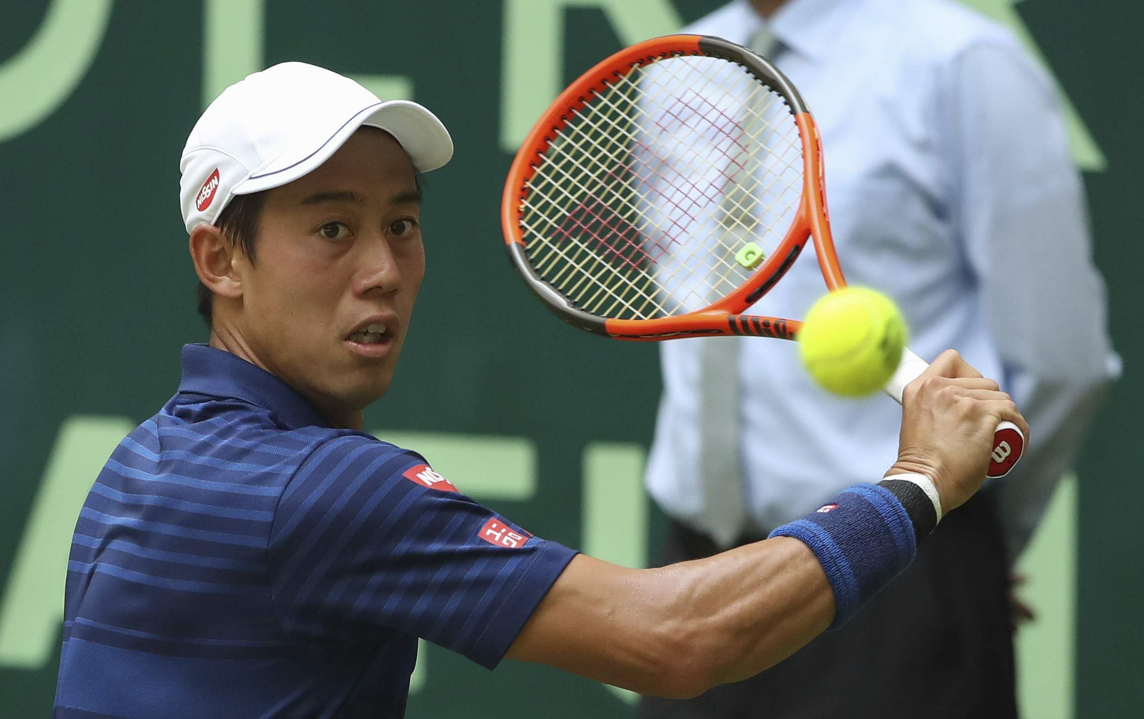 Kei Nishikori, Sloane Stephens out of Brisbane International tennis