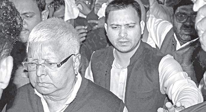 Expect 2G Like Verdict in Fodder Scam, Says RJD Chief Lalu Yadav