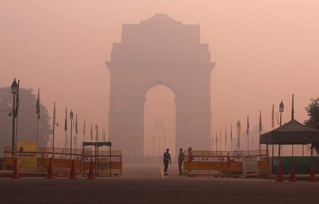 India Gate. (File photo   Reuters)