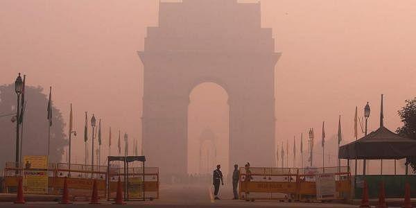 India Gate. (File photo | Reuters)