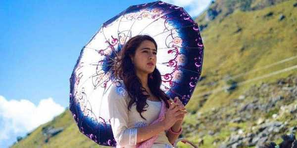 Confirmed! Kedarnath IS Sara Ali Khan's Debut Film, To Release Before 'Simmba'