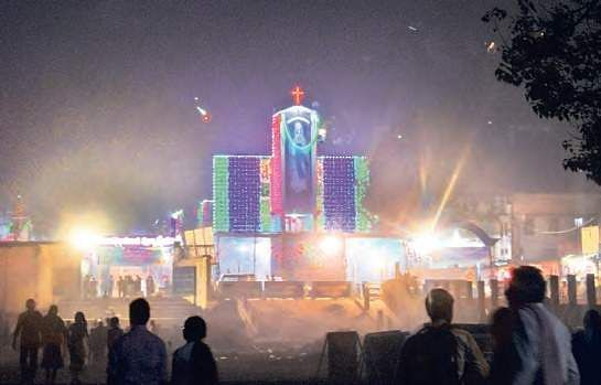 Christmas celebrated with traditional fervour in Delhi