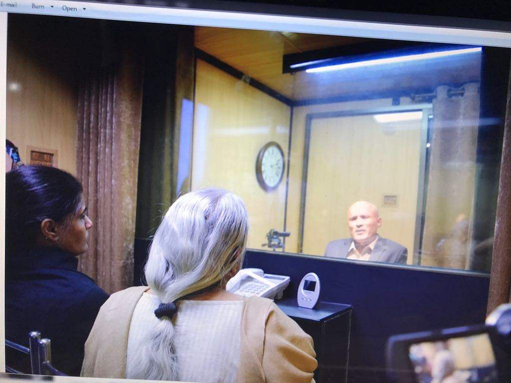 India yet to decide whether to send Jadhav's mother, wife to Islamabad