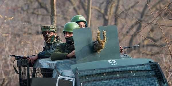 encounter, army, kashmir, budgam, Pti photo, military