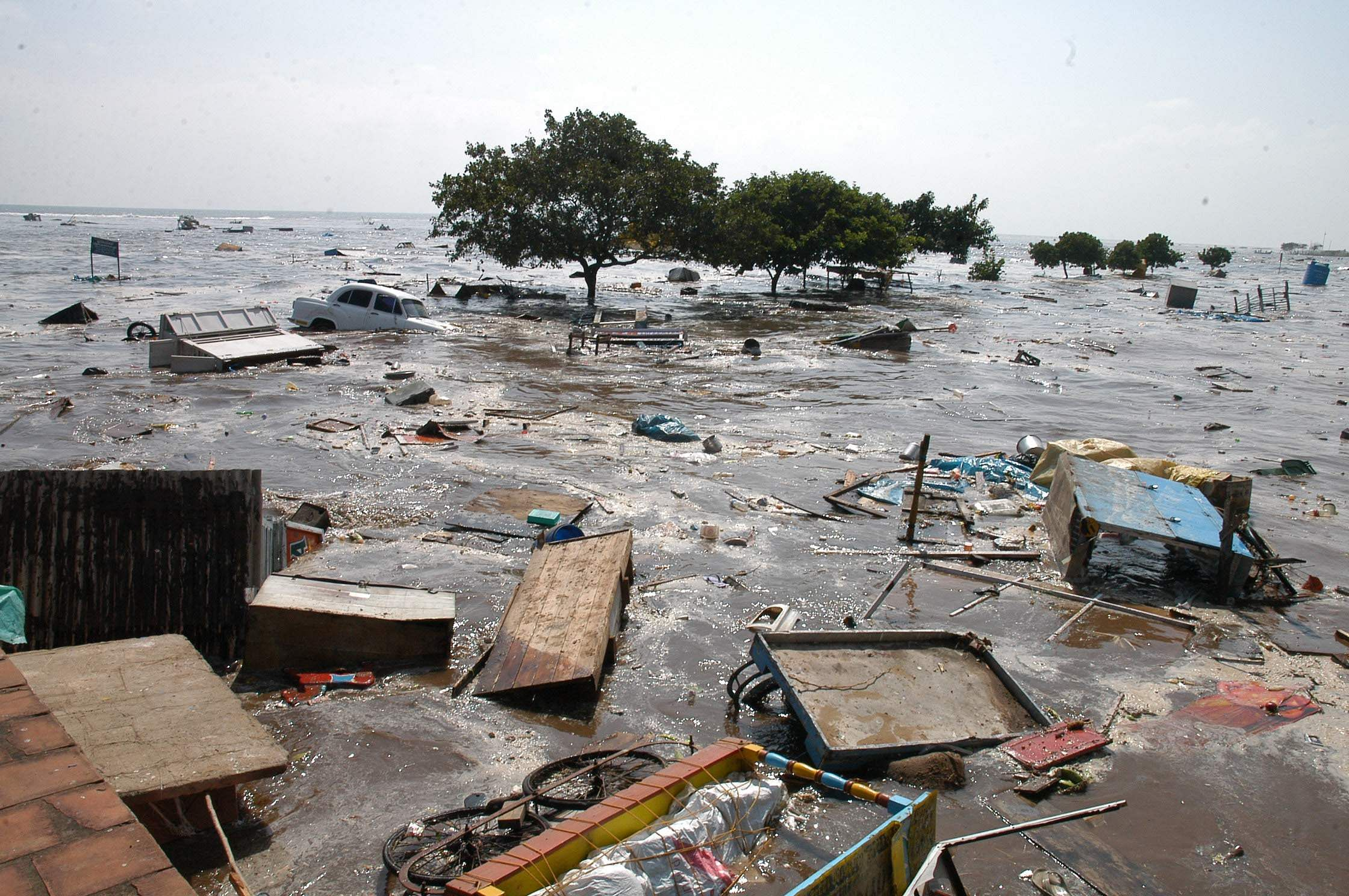 Remembering the Tsunami of 2004: Here are images which our ...