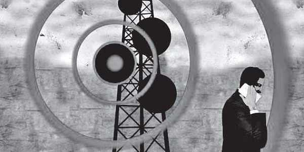 cellphone, tower, radiation,