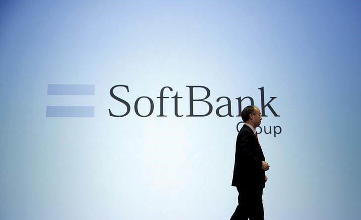 SoftBank buys large stake in Uber