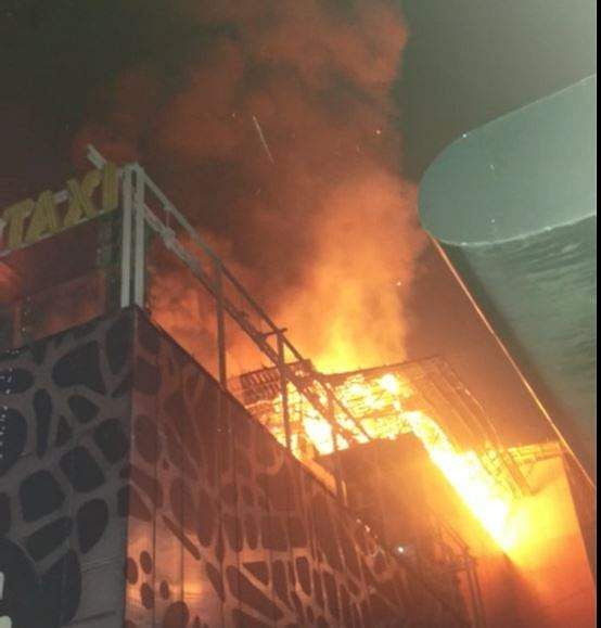 At Least 15 Dead In Fire At Commercial Complex In Mumbai