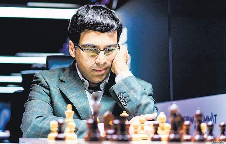 Anand wins World Rapid Championship