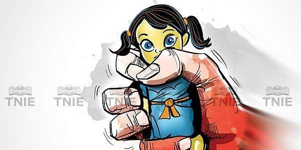 crime, abuse, illustrations, graphic, girl child