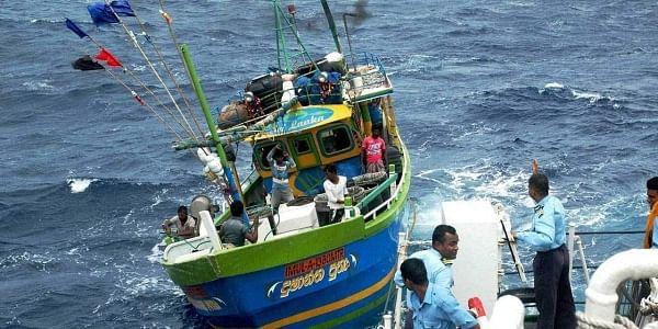 TN Fishermen arrested by Sri Lankan Navy