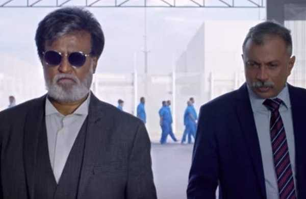 'Naan Vanthuten Nu Sollu, Thirumbi Vanthute Nu' from Kabali. Translation: Tell them I've arrived, tell them I've returned (Photo| Youtube screengrab)