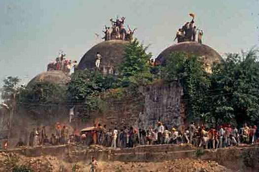 What is the Babri Masjid case all about?
