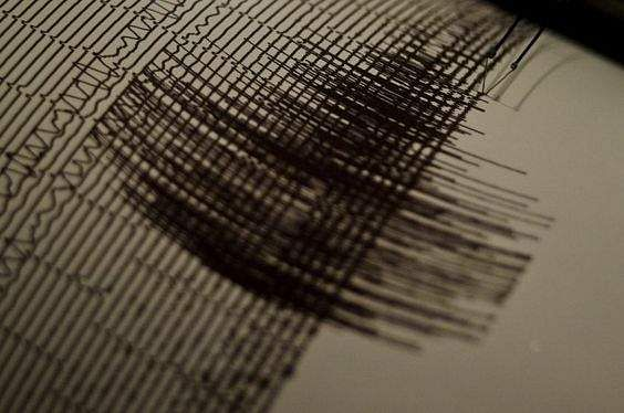Strong quake  tremors felt in Delhi