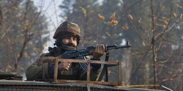 encounter, army, kashmir, budgam, Pti photo, military