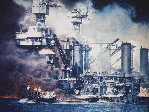 Colbert man gave all at Pearl Harbor