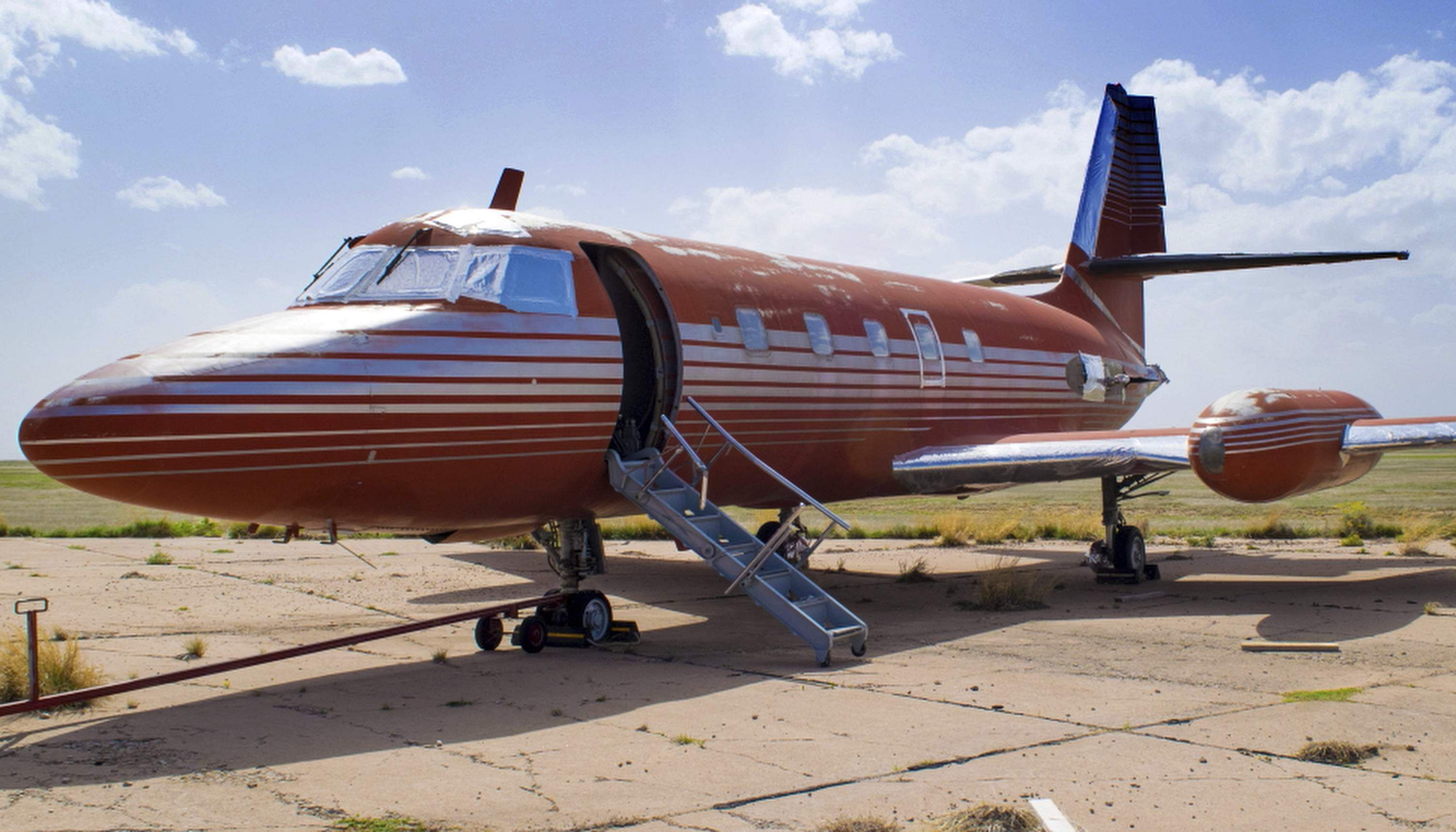 Norms eased for private jets
