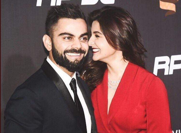 It's official! Virat Kohli and Anushka Sharma enter wedlock