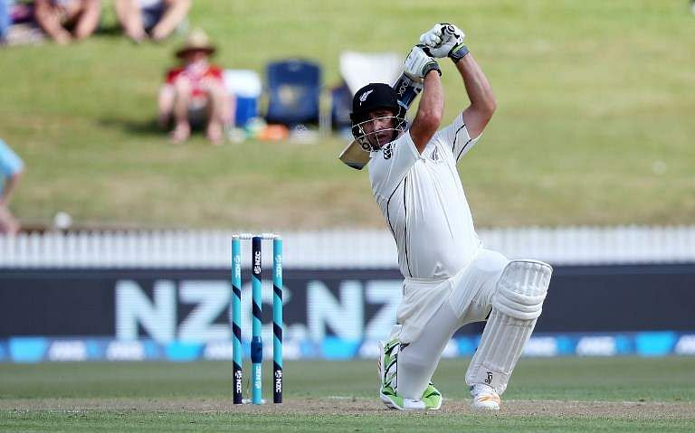 Black Caps all out for 373 in first innings against West Indies