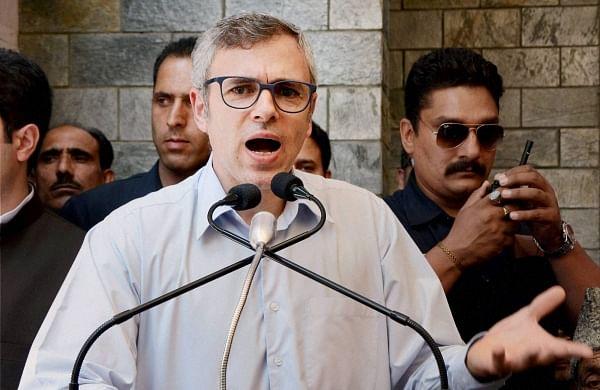 Former Jammu and Kashmir Chief Minister Omar Abdullah (File | PTI)