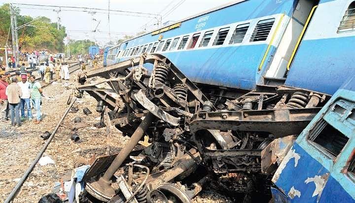 Jagdalpur-Bhubaneswar Hirakhand Express-EPS