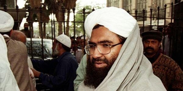 Jaish-e-Mohammed chief Maulana Masood Azhar (File | AFP)