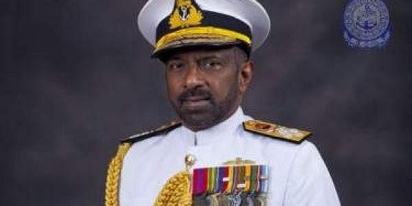Former Sri Lankan navy chief Adm. Jayanath Colombage. (File photo)