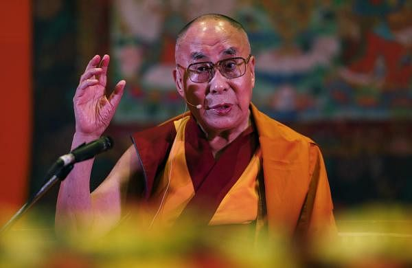 Dalai Lama Slams Trump S Proposed Wall The New Indian Express