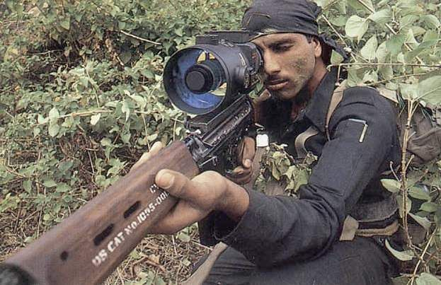 indian counter to pakistan s use of snipers on border tot modern