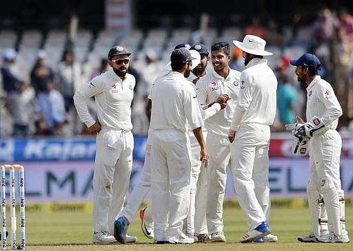 Hyderabad Test: India complete big win over Bangladesh