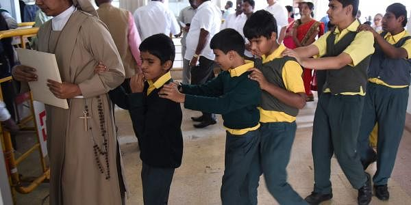 Banned, but the cane rules in schools- The New Indian Express