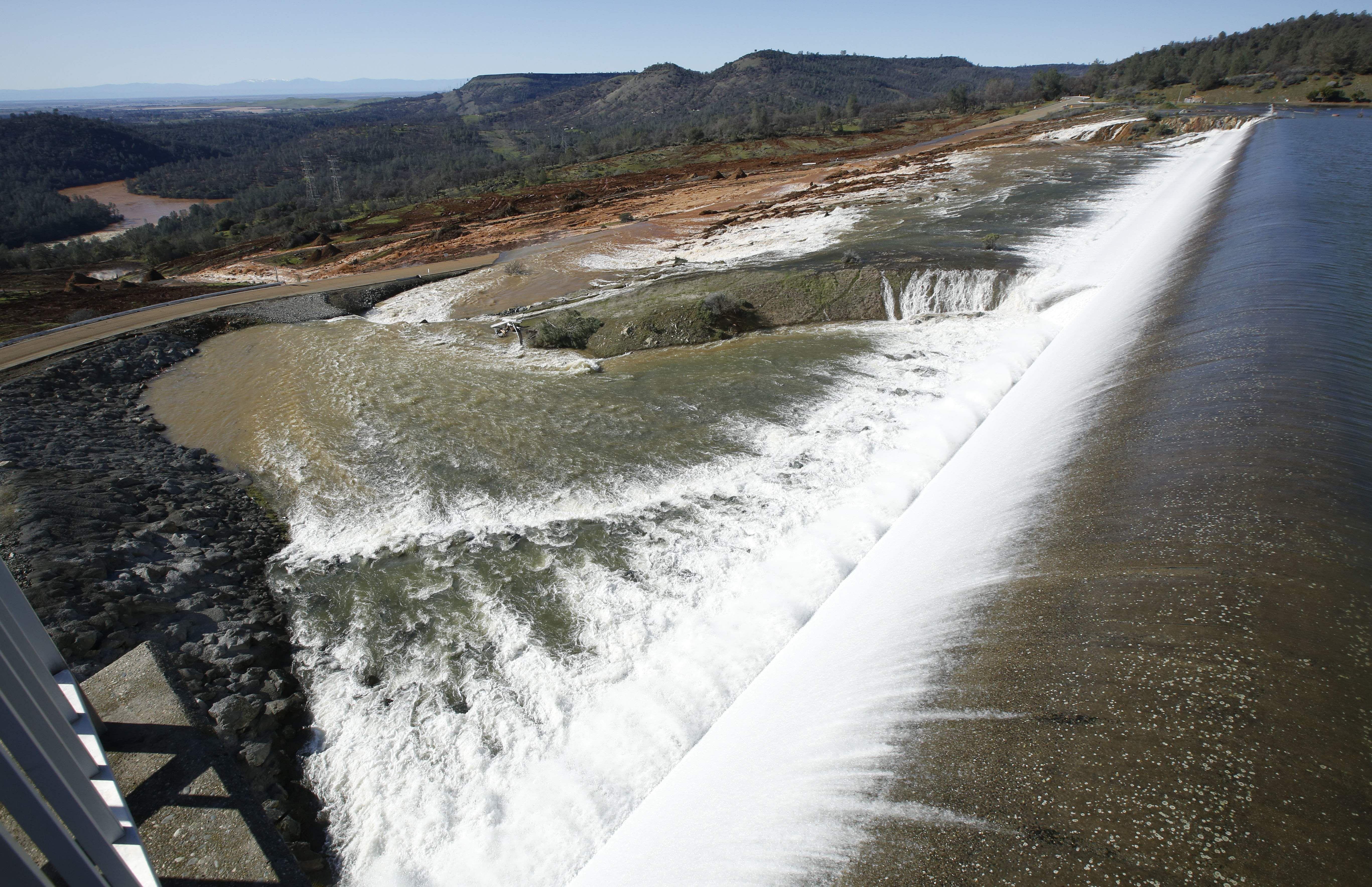 Oroville dam collapse: Punjabi-dominated Yuba County in USA