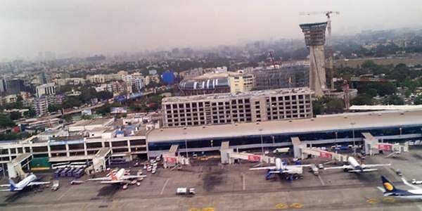 GVK pips GMR to bag Navi Mumbai airport deal