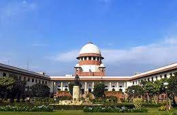 A view of the Supreme Court premises. | PTI File Photo
