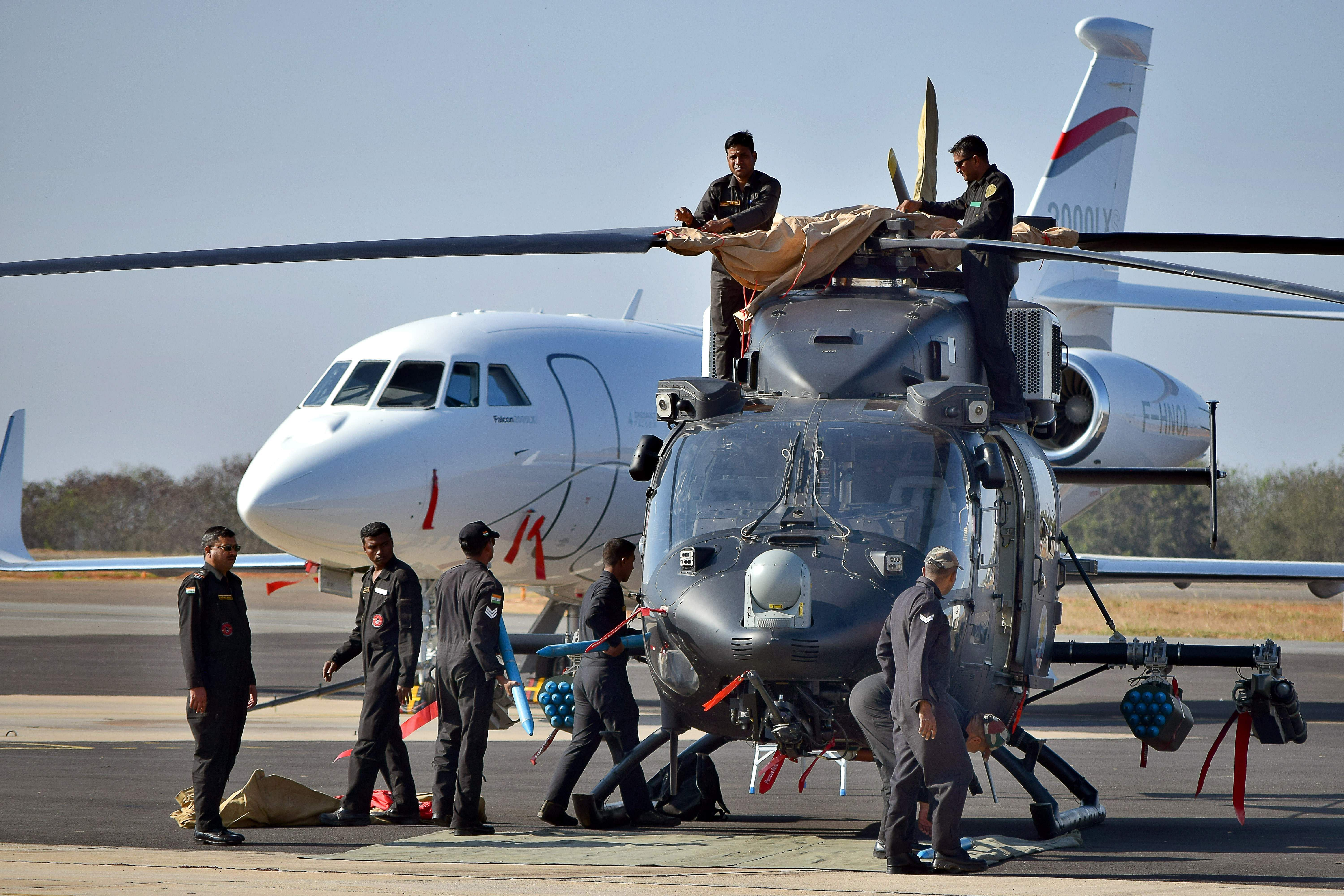 The 'Surya Kiran' team, flying the Hawk AJT aircraft since 2015, is scheduled to perform for the record 500th time. | EPS Jithendra M