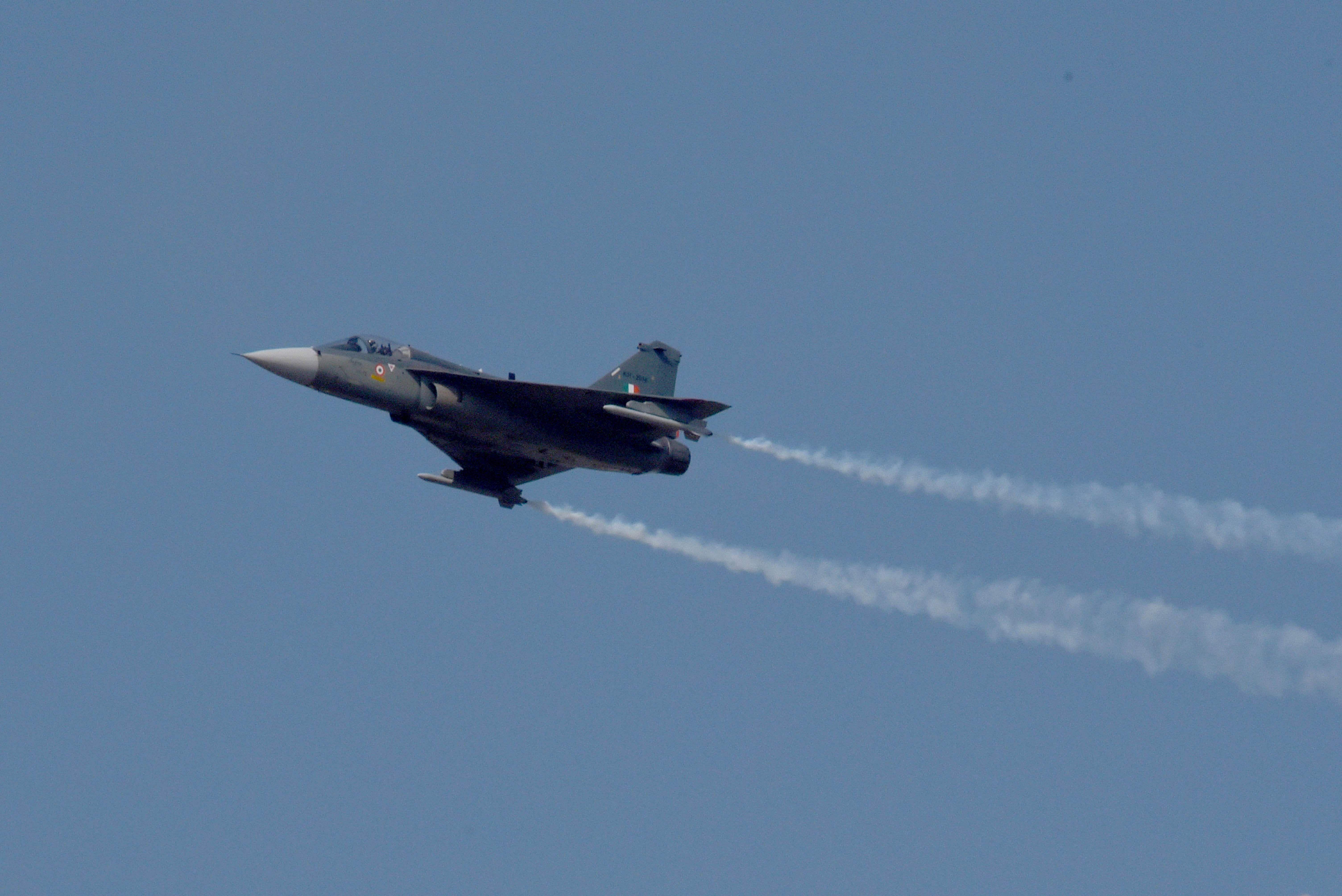 Aero India 2017 , IAF
