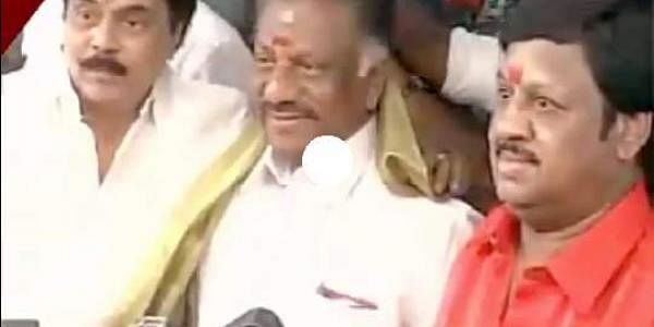 AIADMK MPs support OPS_File