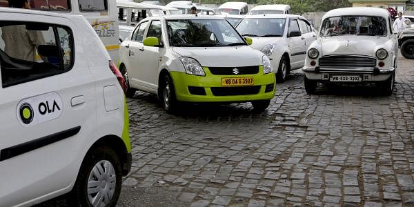 Too many taxis in city, govt may put a cap on their number- The New