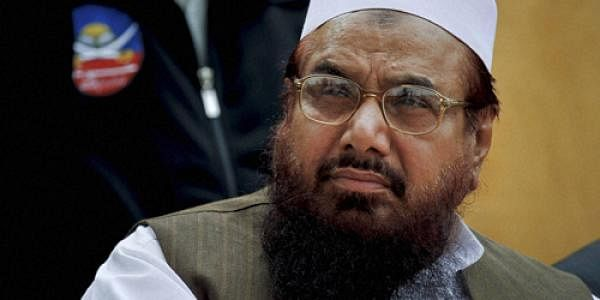 Hafiz Saeed. (File Photo | PTI)