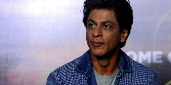 Bollywood actor Shah Rukh Khan. (File photo |AFP)