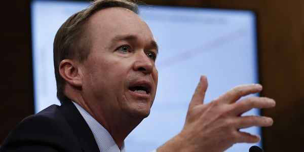Budget Director-designate Rep. Mick Mulvaney, R-S.C. testifies on Capitol Hill in Washington at his confirmation hearing before the Senate Budget Committee. (File Photo | AP)