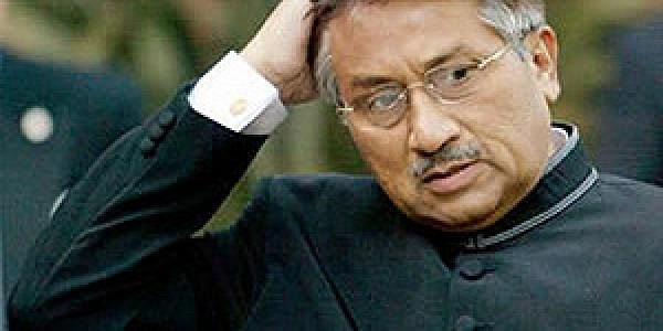 General (retd.) Pervez Musharraf. (File photo)