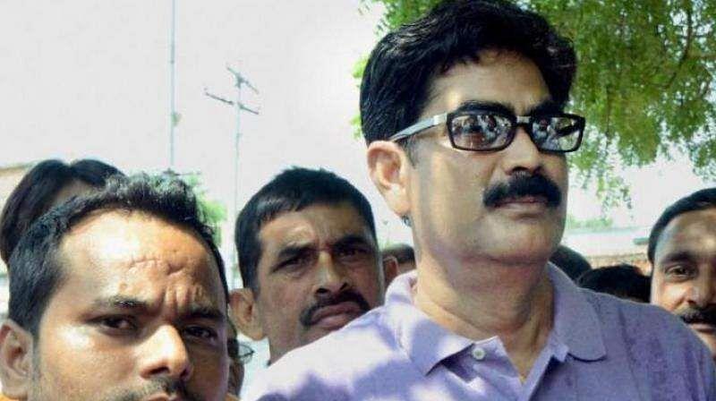 Mohammad Shahabuddin shifted to Delhi's Tihar Jail