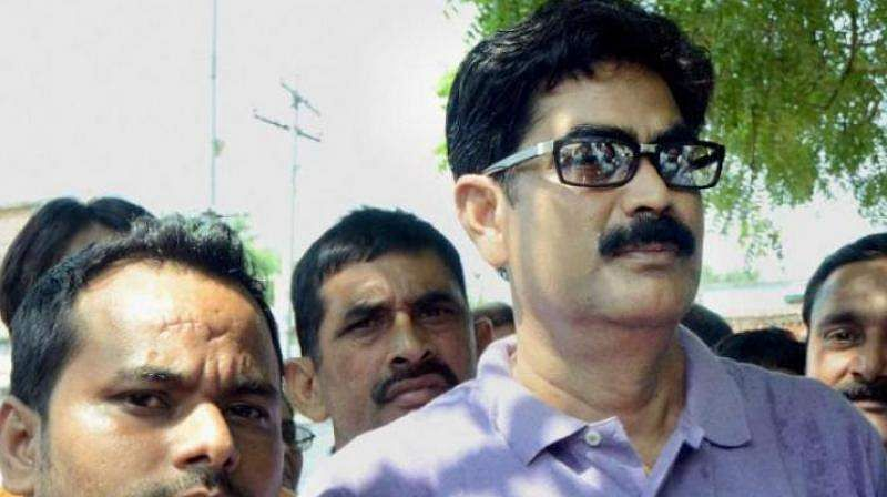 Tihar-bound Shahabuddin brought to Delhi from Siwan Jail in Bihar