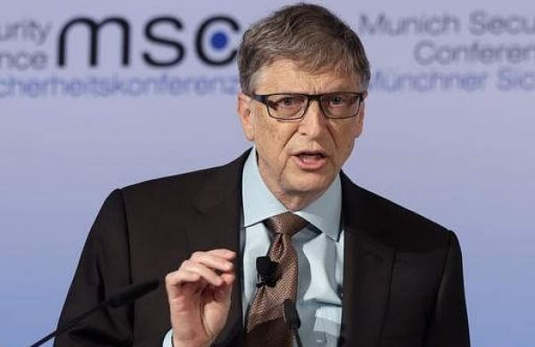 Bill Gates, Microsoft Founder at Munich Security Conference