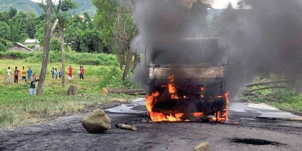 Manipur Unrest-EPS