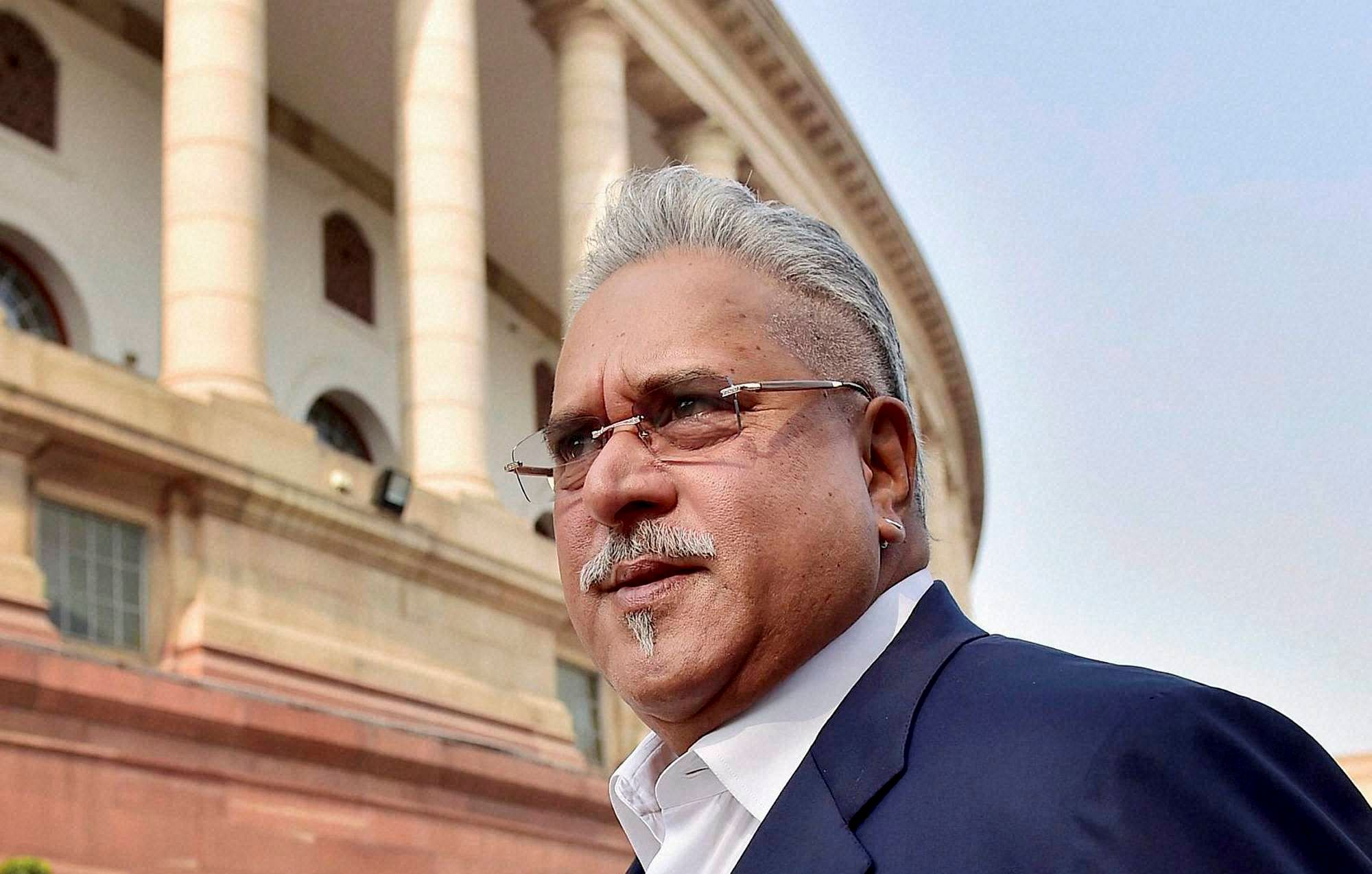 United Kingdom says it will look into India's request to extradite Mallya
