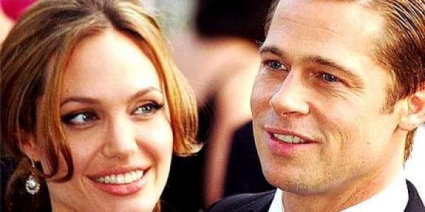 Brad Pitt and Angelina Jolie (Pic: Wikimedia Commons).