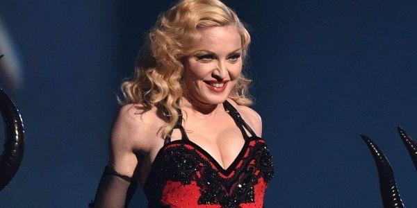 Pop singer Madonna (Photo | AP)
